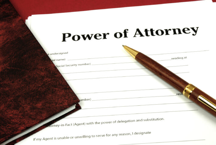 Power-of-Attorney